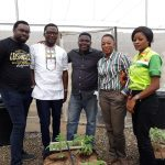 adebowale onafowora, BIC Farms, hydroponics, advanced training