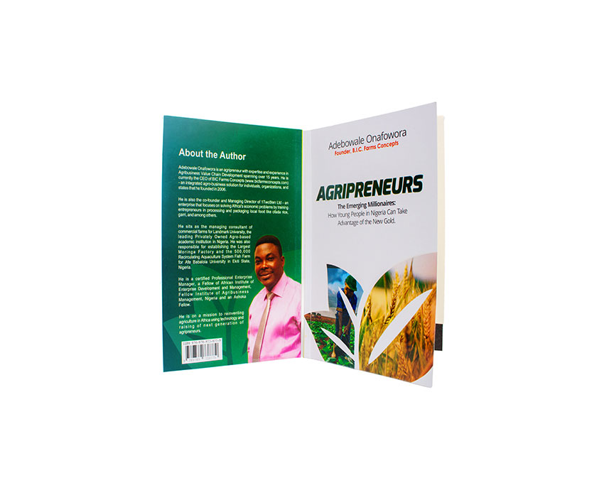 Agripreneurs: The Emerging Millionaires