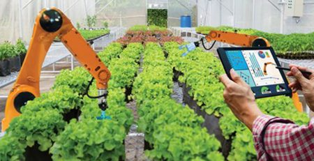 Technology in farming