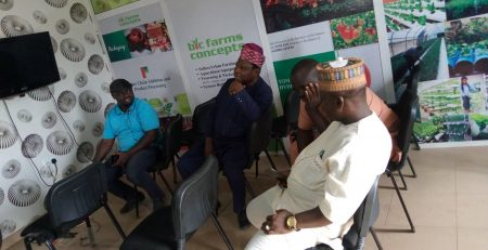 ABEOCIIMA visits BIC Farms