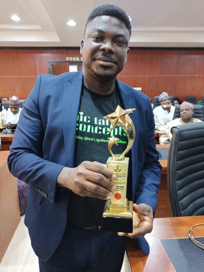 BIC Farms bags Nigeria Private Sector Leadership& Productivity Award