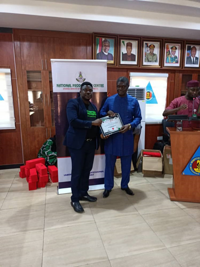Nigeria Private Sector Leadership& Productivity Award